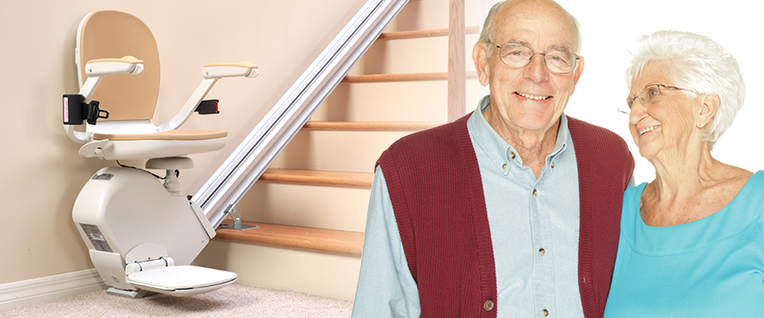 Amazing Inland Empire Stair Lifts