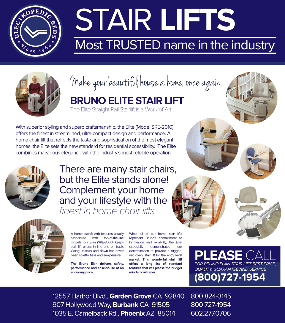 INLAND EMPIRE STAIRLIFTS