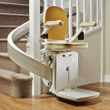 san bernardino stairway staircase bruno elan elite curve stairlifts and acorn indoor outdoor stairchairs